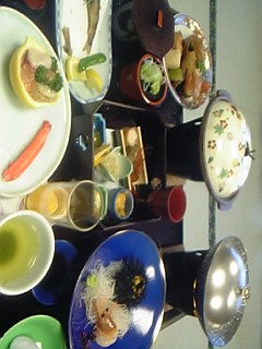 御夕食〜♪